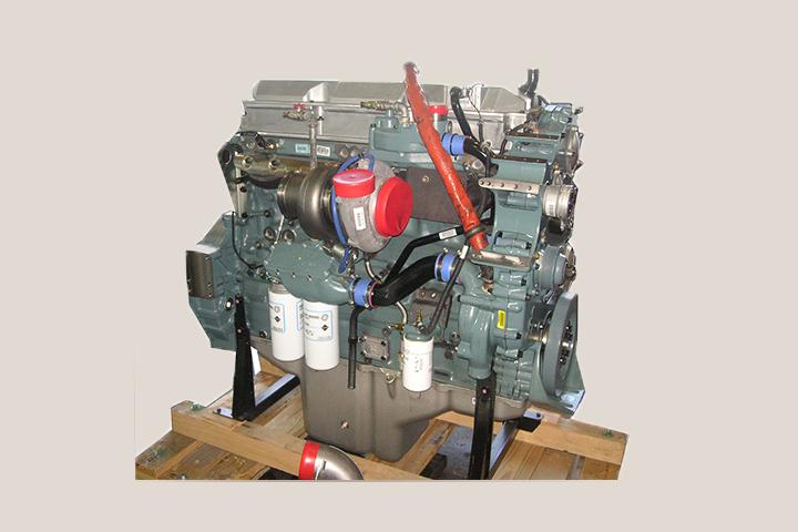 Detroit Diesel | K&W Drive Systems